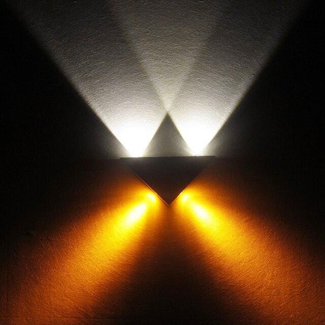 Tanbaby 4 W Moderne LED Applique Murale Luminaire Intérieur Couloir