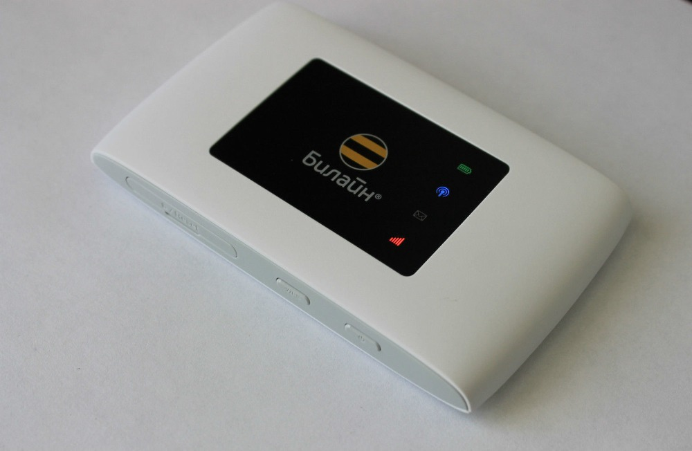 Unlocked ZTE MF920 4G & 3G Mobile LTE WiFi Hotspot Router