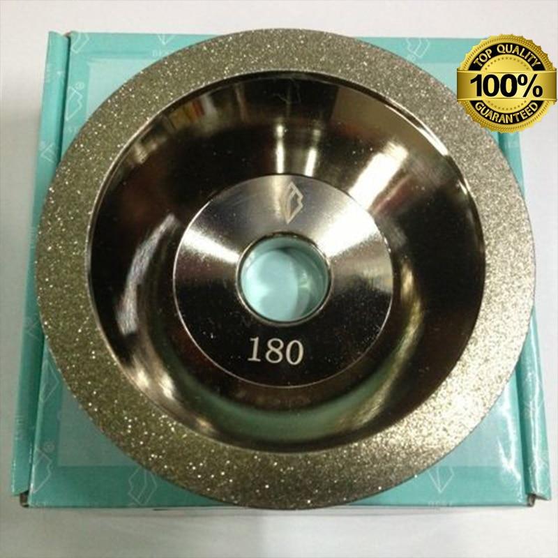 Lama cu unelte de 100mm cu diamant cbn pentru șlefuit la preț bun - Instrumente abrazive - Fotografie 2