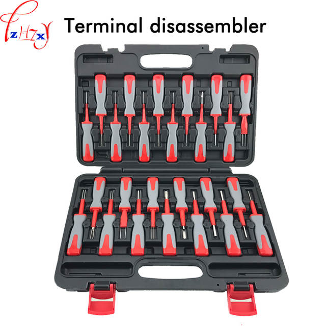 Online Shop New 25pcs terminal disassembly tool car terminal wire