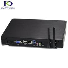 Лучшее Качество Intel NUC, Core i5 4260U Dual Core, Mini PC с Немой Вентилятор, LAN, HDMI VGA ВЫБРАТЬ офис & Главная Настольных Мини-Компьютер Wifi