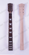 NEW style Guitar Neck Mahogany wood 22 Fret Guitar Parts 24.75 inch rosewood fretboard #1