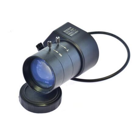 "6-60mm F1.6 CS CCTV Lens Auto Iris 1/3 inch"" CCD For Security Box Camera"""