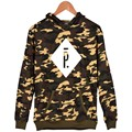 New Fashion Pigalle Camouflage Mens Hoodies Hip Hop Clothes And Pigalle Printing Pullover Harajuku Womens Sweatshirt With Cap