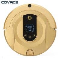 COVACE FR 8 Авто Перезаряжаемые роботизированной пылесос для дома запланированного маршрута Беспроводная очистка WiFi робот вакуум