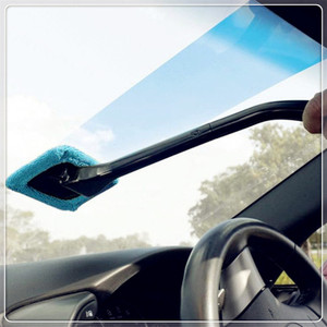 Car Window Cleaning Brush Wash Dust Towel for McLaren 650S 540C P1 12C MP4-12C X-1 Senna 720S 600LT 570S Mack Seat UD Trucks(China)