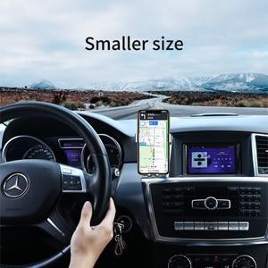 Image 4 - Baseus מיני הכבידה טלפון מחזיק אוויר Vent רכב הר מחזיק עבור טלפון במכונית מחזיק טלפון Stand עבור iPhone X XS סמסונג S9