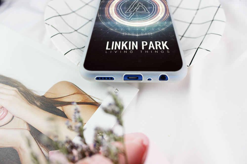 Linkin Park suave cubierta TPU para Huawei Honor 20i 10i 9 Lite 6X 7X 8X Max 7A 5,7 pulgadas 8A 8C V20 jugar 9i