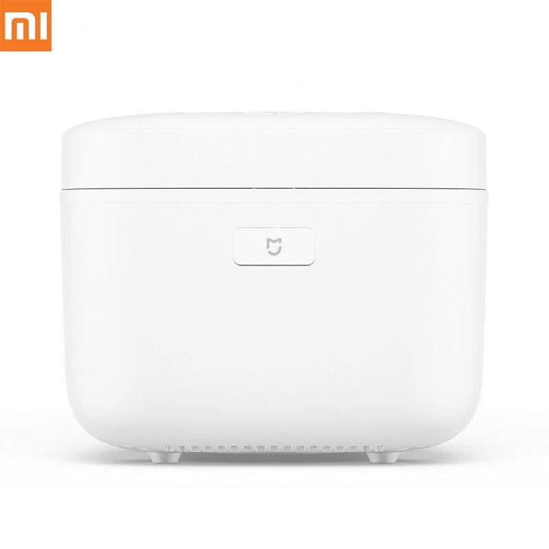 Xiaomi IH hogar inteligente cocina de arroz eléctrica de aleación de 3L hierro fundido IH cocina a presión de calefacción multicooker cocina APP WiFi Control