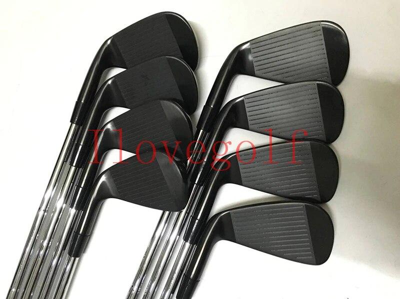 Hot Sale AP3 718 Black Golf Clubs Irons Black 718 AP3 Golf Irons Set Clubs 3