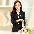 Women Blazer work office Suit Blazer Casual Femenino Blaser WomenS Blazers And Jackets Coat Fashion Femme