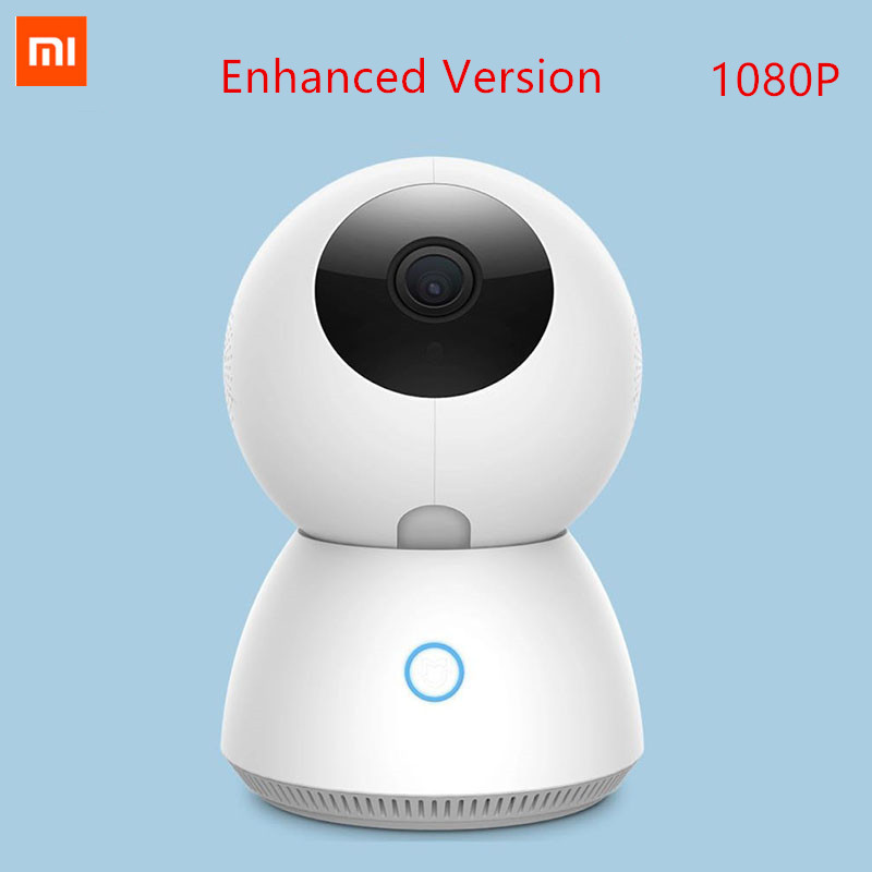 Enhanced Version Xiaomi Mijia Smart 1080p Camera Infrared Night Vision 360 Degree Panorama AI Motion Detection