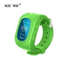เด็กgps smart watchสำหรับเด็กq50 smart watchซิมแกรมระบุตำแหน่งจีพีเอสติดตามต่อต้านหายไปS Mart W Atchเด็กSOSสำหรับiOS A Ndroid