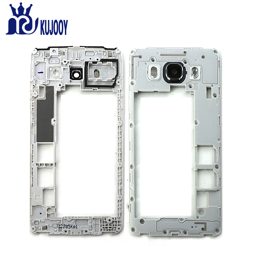 10pcs Middle Frame For Samsung Galaxy J5 J510 J7 J710 2016 Mid Plate Bezel Housing Cover Brand New