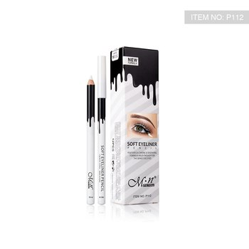12PCS/SET Waterproof Sweatproof Eyeliner Makeup Pencil Pen Natural Long Lasting Women Eye Liner Cosmetic Beauty Pen Tool Eye Shadow