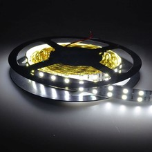 RGB /White/Warmwhite SMD 5050 120leds/m led strip light double row DC12V 600Leds NON-waterproof