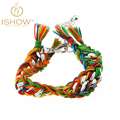 New style Pulsera Gay Pride multicolor charm bracelets Hot COLOR jewelry Lesbian LGBTbracelet for Men and Women collares 2016