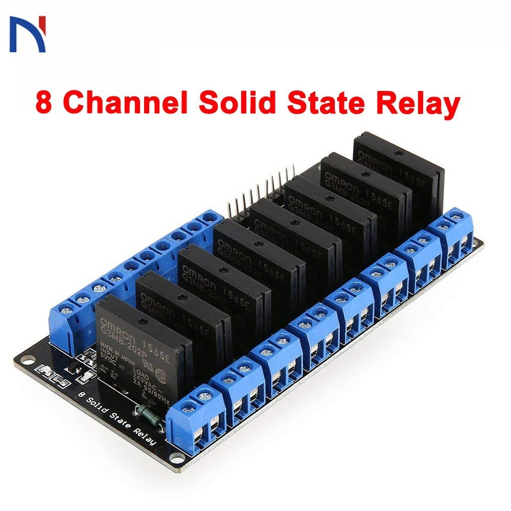 1PCS One 1 Kanal Isolated 5V Relay Modul Coupling For Arduino AHS
