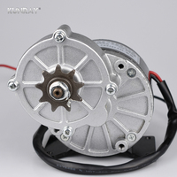 Electric Bicycle Motor 24V 250W E Bike Brushed Motor 250W Electric Bike Kit Electric Bike Conversion