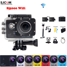 100% Original SJCAM SJ5000 WiFi Novatek96655 14MP Diving 30M Waterproof Mini Sports Action Camera Sj 5000 Wifi Cam DVR