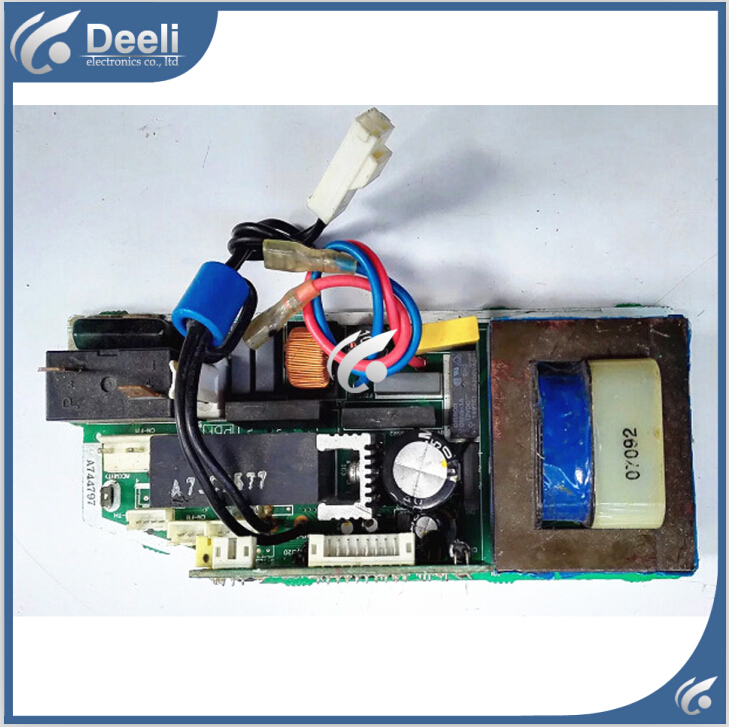 95% new good working for Panasonic air conditioning board A744797 A743687 A745094 A73C2879 control board epia ml8000ag epia ml 8000ag epia ml rev a industrial board 17 17 well tested working good