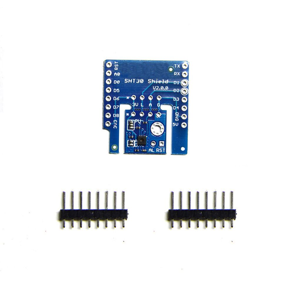 SHT30 Shield V2.0.0 SHT30 I2C Digital Temperature And Humidity Sensor Module For D1 Mini