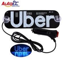 AutoEC 1x убер такси свет Libre Знак 12 В Свет автомобиля ветрового стекла кабины индикатор внутри сигнала лобовое стекло свет # LQ943