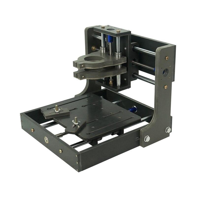CNC Wood Router Parts DIY CNC Frame 2020 for PCB Milling Machine