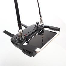 Пульт дистанционного управления с двойной подвеской для DJI Mavic 2/Mavic PRO/Air/Spark Hook Bracket Lanyard ремень плечевой ремень для шеи Слинг