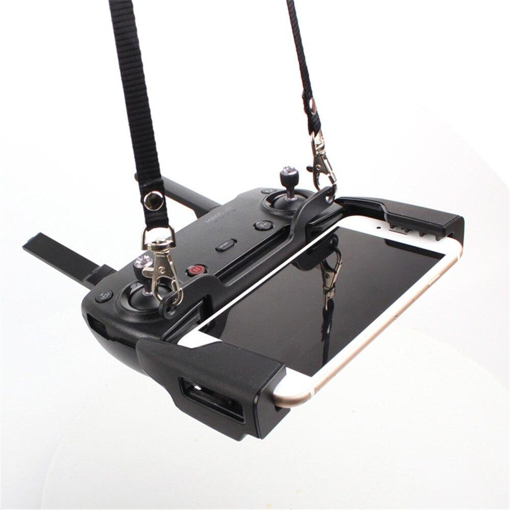 Remote Controller Double Hanging Buckle For DJI Mavic 2/Mavic PRO/Air/Spark Hook Bracket Lanyard Strap Shoulder Neck Belt Sling