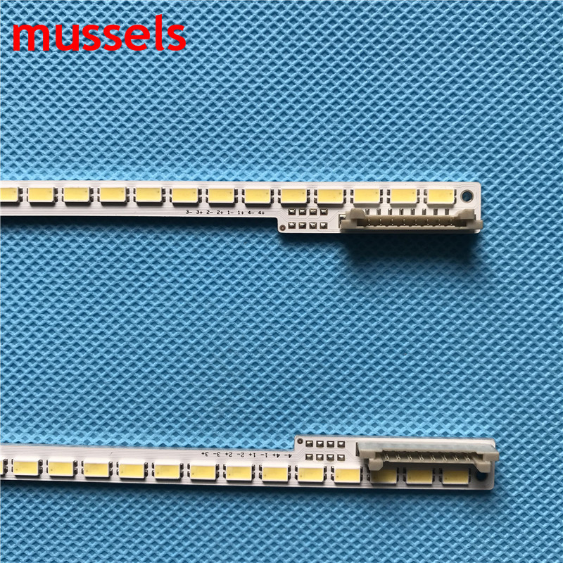 """Image 2 - LEDBacklight strip For SamSung 40""""TV 440mm UA40D5000 UA40D5000 BN64 01639A LTJ400HM03 h 2011SVS40 FHD 5K6KH1 UE40D5700 UE40D6100-in Industrial Computer & Accessories from Computer & Office"""