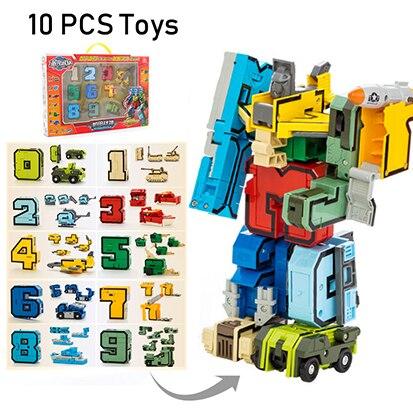10PCS with box