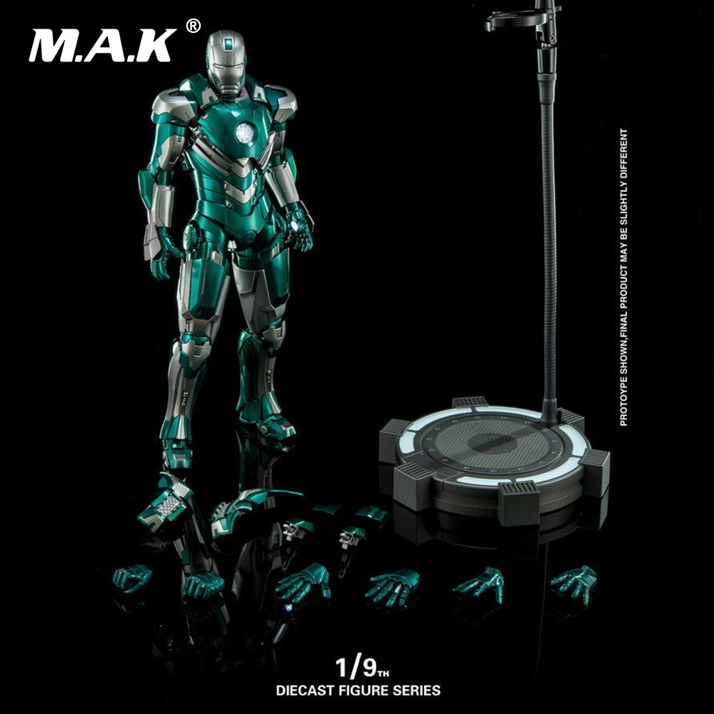 1/9 Scale Alloy Diecast DFS054 Iron Man MK31 Mark XXXI Piston Action Figure for Collection Gift1/9 Scale Alloy Diecast DFS054 Iron Man MK31 Mark XXXI Piston Action Figure for Collection Gift