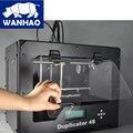 [Promotion] [3D Imprimante] Wanhao Duplicateur 4S/D4S 3D Imprimante Double/Double/2 Extrudeuse duplicateur 4S/NOIR