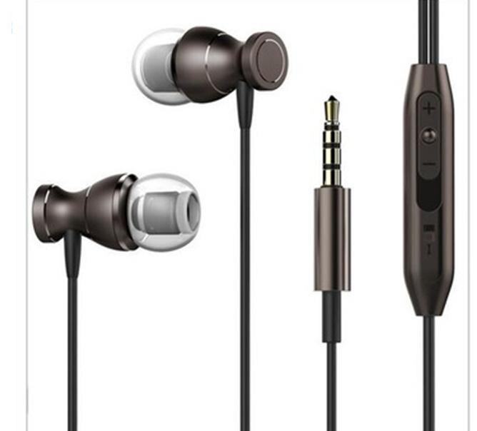 CL2 3.5mm Sport Auricolare In-Ear Con Microfono Wired Auricolare Stereo Handsfree Auricolari Per Mp3 MP4 Player iPhone Xiaomi Mobile