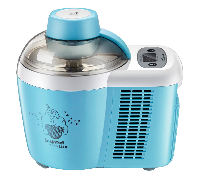 Family Fully Automatic Ice Cream Machine DIY Self Made Fruit Ice Ceam Machine Free Shipping home intelligent fully automatic american style coffee machine drip type small is grinding ice cream teapot one machine