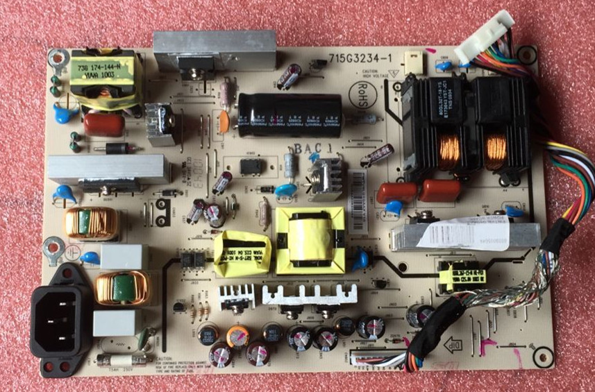 power supply 715G3234-1 is used