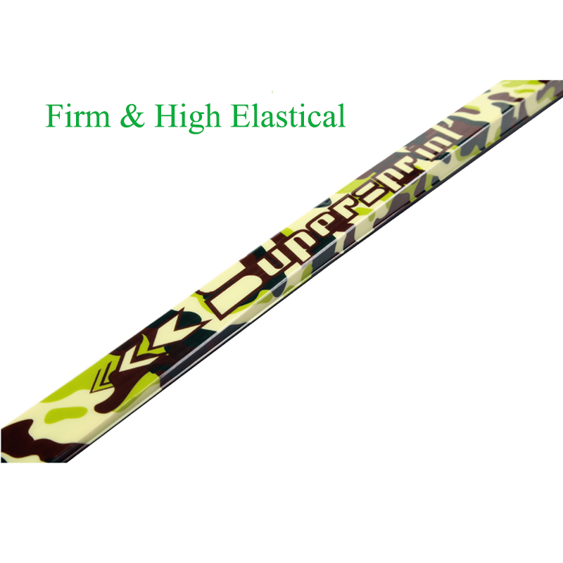 70 Inch Cross-country Balsa Wood & Glass fiber High Elastical Adults Freeride Snowboard Board Safe Walking Running Sled Sets