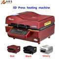 Горячие продажи 3d-вакуумной тепловой передачи Печатной машины, выпечки кубок машина, тепло пресс-машина