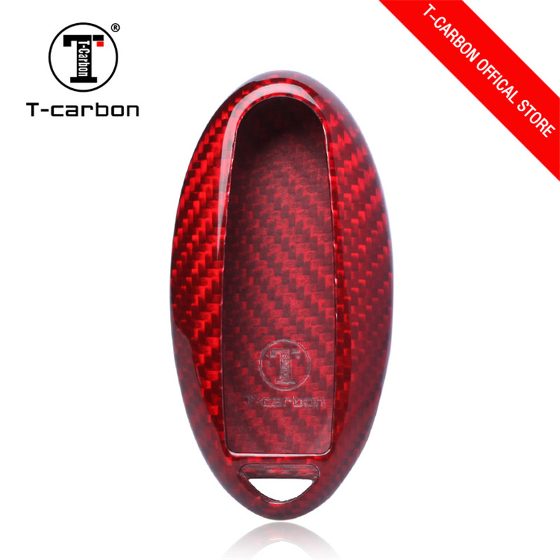 цена на Carbon Fiber Car Key Case Cover For Infiniti G25 G37 FX37 FX50 EX35 EX37 Q70L M45 M56 Q60 QX50 QX70 JX35 3 or 4 or 5 Buttons