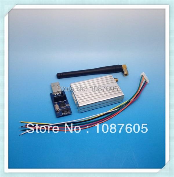 РФ Модуль Комплект (60 шт. SV612 + 60 ШТ. SW470-WT100 антенна + 2 шт. TTL Доска Мост + Подключение кабель) Беспроводной Трансивер Rf-модуль