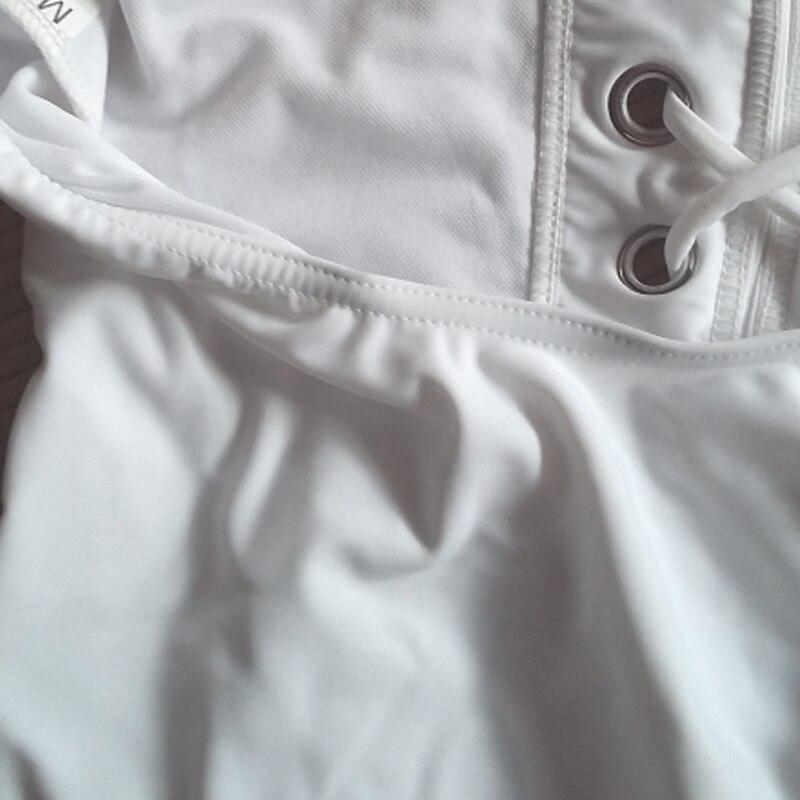 Sexy Monokini Լողազգեստներ Մի կտոր New Style Plus - Սպորտային հագուստ և աքսեսուարներ - Լուսանկար 3