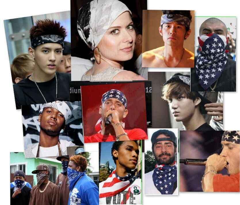 ... Sports Elastic Hair Bands Headbands for Women Yoga Stretch Head Wrap  Printing Girls Bandana Turban Headwear a439cf20c645