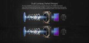 """Image 5 - Blackview BV9000 Smartphone 5.7 """"HD + écran tactile 4GB + 64G ROM téléphone portable double caméra Charge rapide NFC empreinte digitale téléphone portable"""