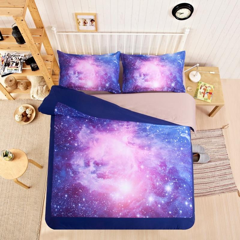 ④colour Stars Hipster Galaxy っ 3d 3d Bedding Sets