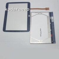 Kodaraeeo For Samsung Galaxy Tab 2 10 1 GT P5100 P5100 Touch Screen Digitizer LCD Display