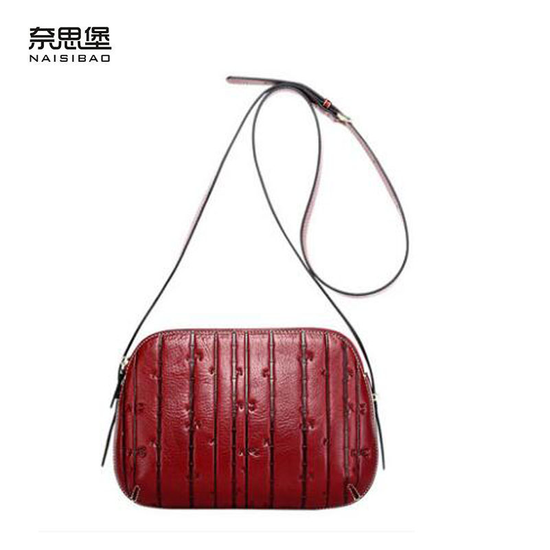 New fashion women genuine leather bags luxury women bags designer women leather shoulder Crossbody bag small shell cowhide bag luxury genuine leather bag fashion brand designer women handbag cowhide leather shoulder composite bag casual totes