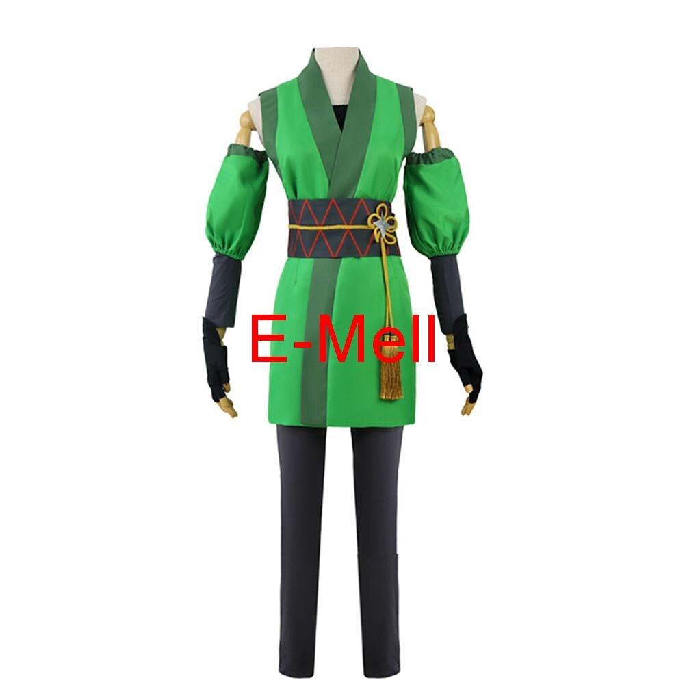 Amor vivo lovelive Koizumi Hanayo cosplay Ninja traje para la fiesta de Halloween