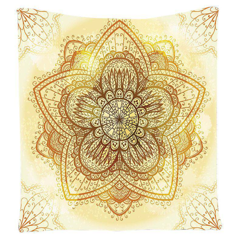 home beauty wall hanging bohemia mandala blankets tapestry. Black Bedroom Furniture Sets. Home Design Ideas