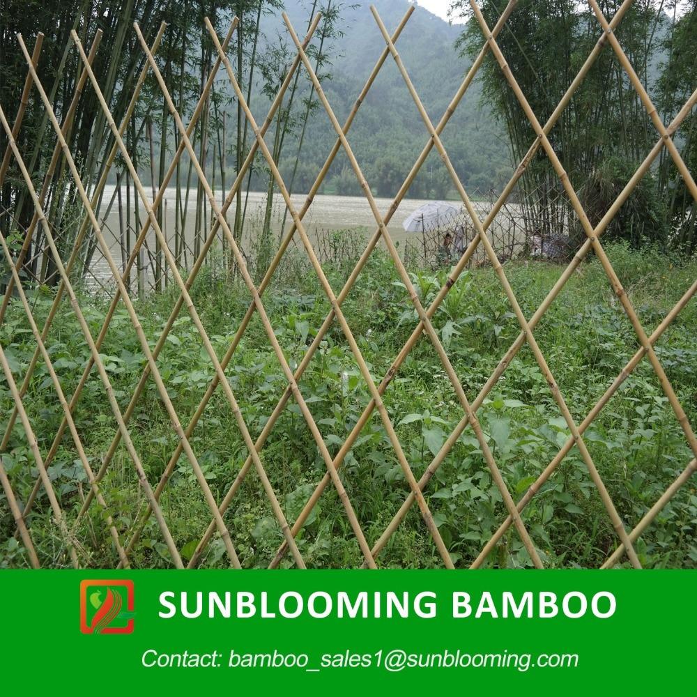exterior fence panels bamboo garden fence
